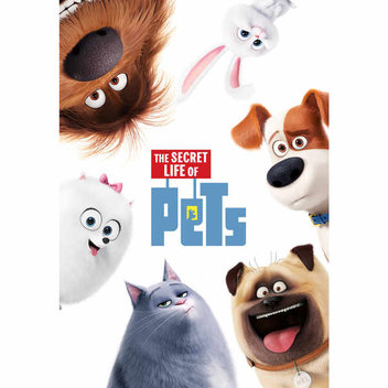 Win an Apple TV digital media player and a Secret Life of Pets goodie bag