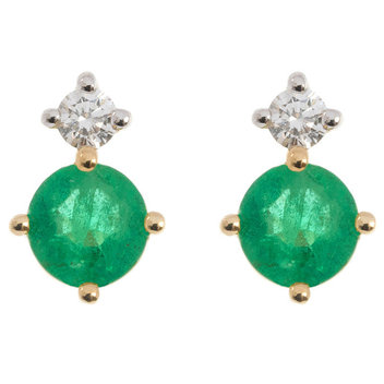 Claim a free pair of Emerald Earrings worth over £500