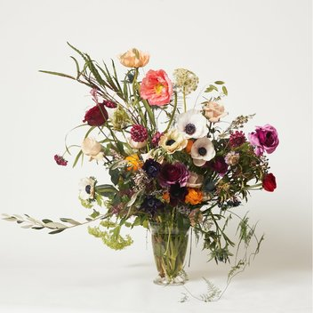 Win a 6-month Grace & Thorn floral subscription + £1,000 Jigsaw voucher