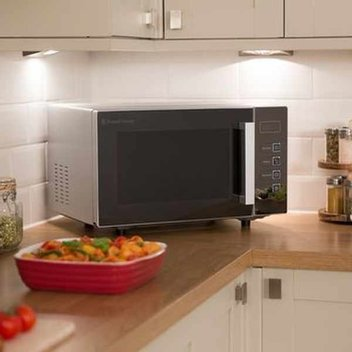 Win a Russell Hobbs microwave