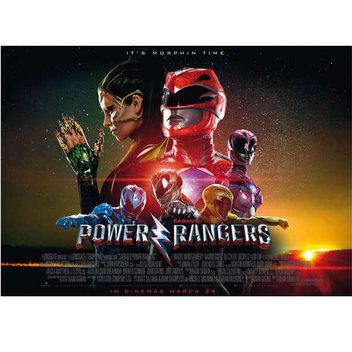 Win an iPad Air 2 with Power Rangers