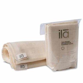 Free ILA Organic Cotton Muslin Cleansing Cloths