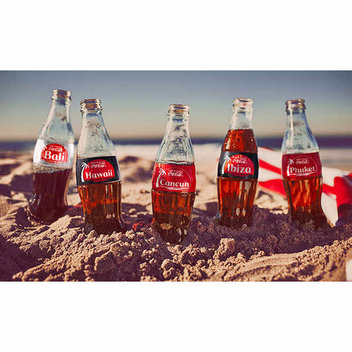 Win a £1,000 holiday with Coca-Cola