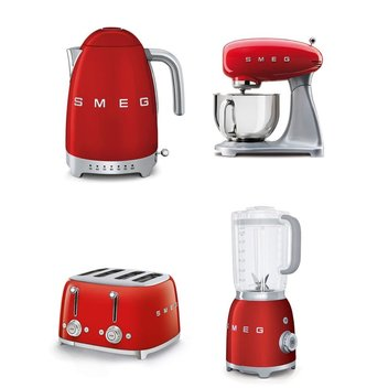 Win £1000 worth of Smeg prizes