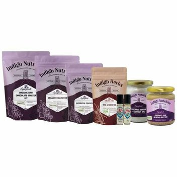 Love your body with a free hamper from Indigo Herbs