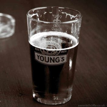 Free Pint at Young's Pub
