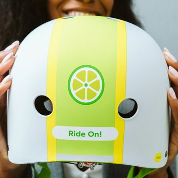 250,000 free Lime Helmets up for grabs