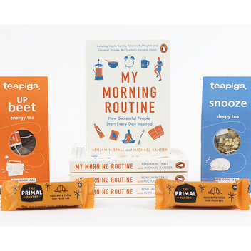 Kickstart your mornings with a prize bundle from Penguin