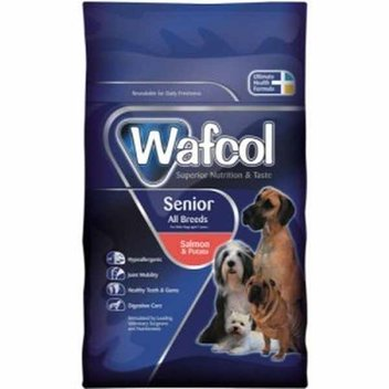 Free samples of Wafcol dog food