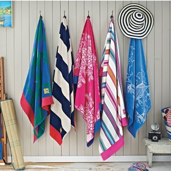 Win Lands' End Beach Towel Today
