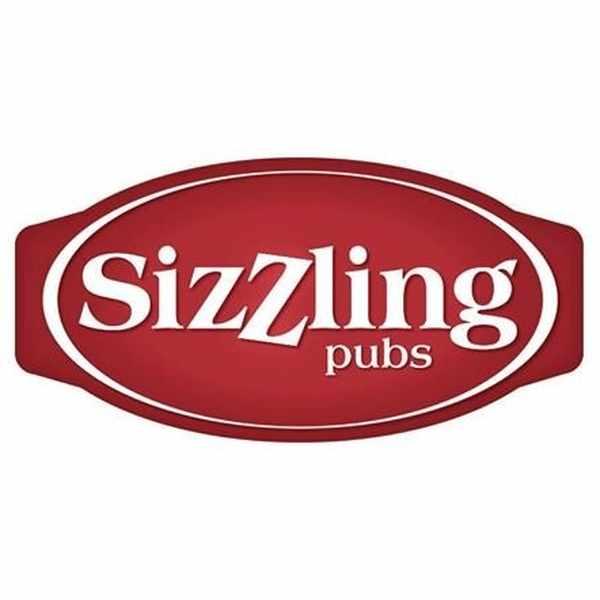 Receive a £5 Sizzling Pub voucher