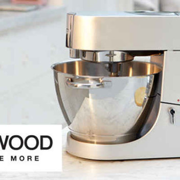 Win a Kenwood Chef Titanium and Cookery Course