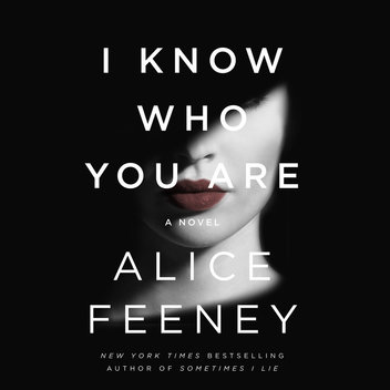 100 copies of Alice Feeney's I Know Who You Are to be claimed