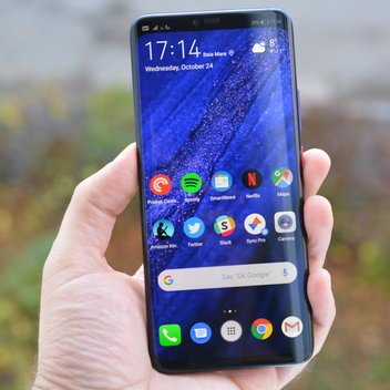 Win a Huawei Mate 20 Pro Android Authority
