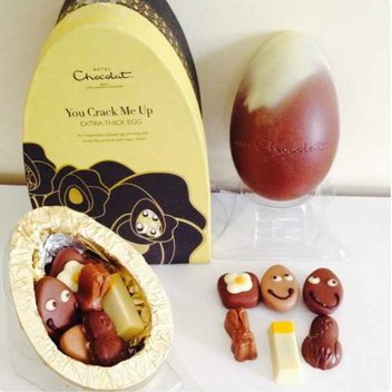 Have a free Hotel Chocolat Easter hamper