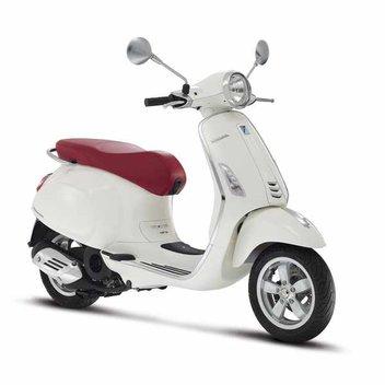 Win a Vespa motorbike