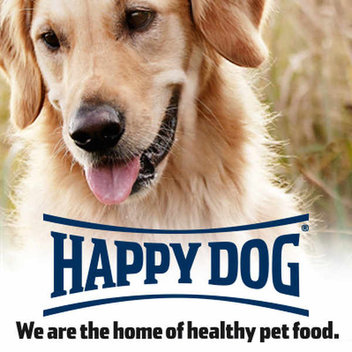 Free samples from Happy Dog UK