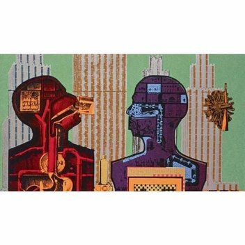 Win a pair of tickets for a private view of Whitechapel Gallery's Eduardo Paolozzi exhibition