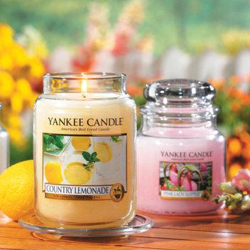 Nab free Yankee Candle prizes