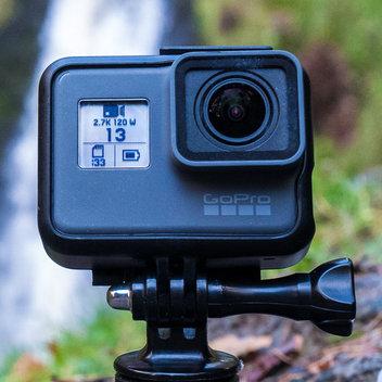 Get a free Go Pro Camera
