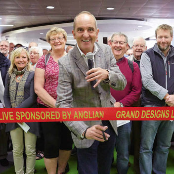Win a pair of tickets to Grand Designs Live