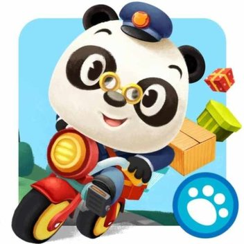 Free app, Dr. Panda's Postman on the App Store