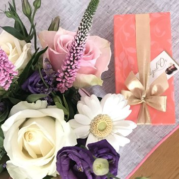 Win Flowers & Chocolates from Bloom Magic