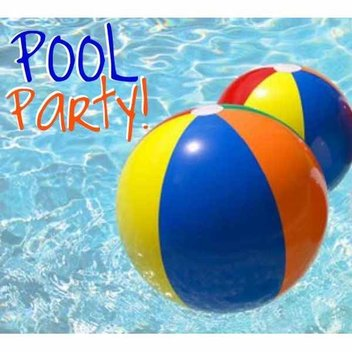 Celebrate the summer with a pool party