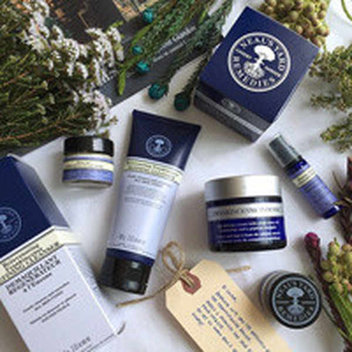 Get 1 0f 10 Neal's Yard Remedies bath & body selections