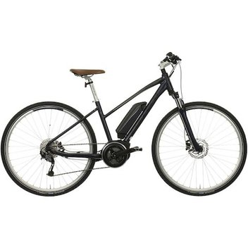 Win a Carrera Crossfuse hybrid electric bike