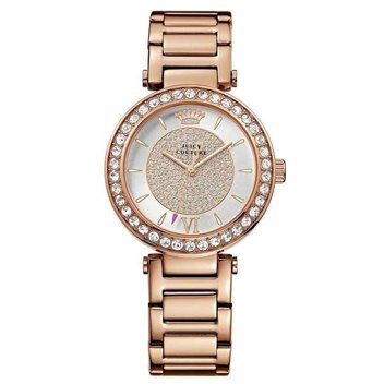 Win a Juicy Couture Ladies Rose Stone Set Watch