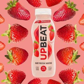 Free Upbeat protein smoothie voucher