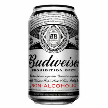 10,000 free cans of Budweiser alcohol free beer