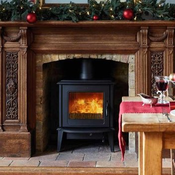 Win a woodburning stove from Morsø