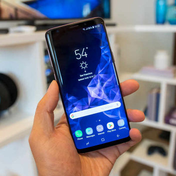 Get a Samsung Galaxy S9 with Android Authority