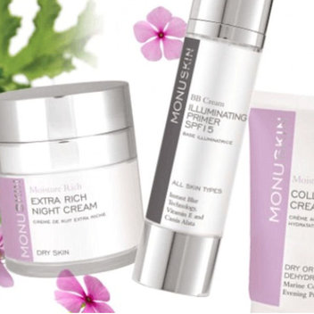100 free MONU skincare samples
