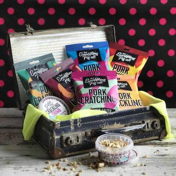 Have a free Snaffling Pig Father's Day Gift Hamper