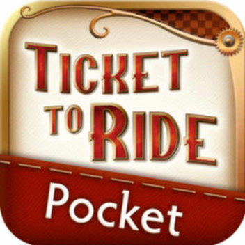 Free Ticket to Ride Pocket app on iTunes