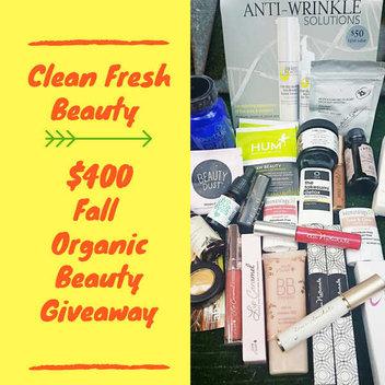 Win a Clean Fresh Beauty organic beauty bundle