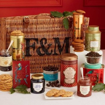 Win a F&M Christmas Express Hamper