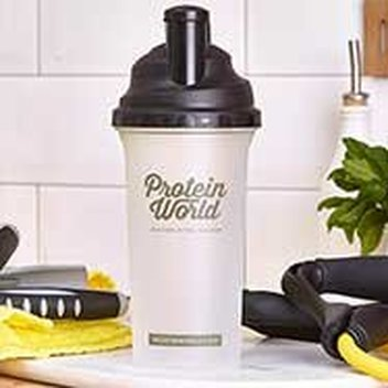 200 free Protein World shakers
