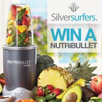 Make delicious smoothies with a free NUTRiBULLET