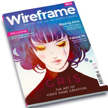 10,000 free copies of Wireframe Magazine