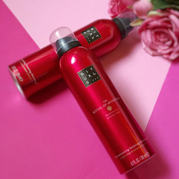 Pick up a free Rituals Ayuverda harmonizing foaming shower gel