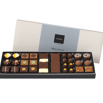 Win a Hotel Chocolat Milk to Caramel Sleekster