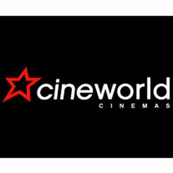 1,000 free Cineworld Cinema Tickets