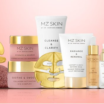 Go on a £1000 shopping spree with MZ Skin