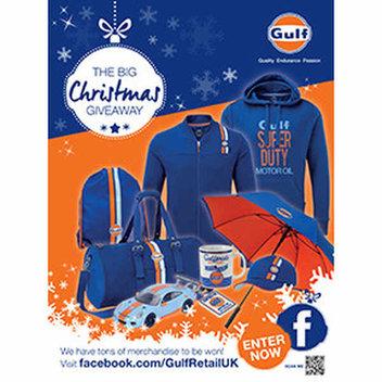 Gulf Retail big Christmas giveaway