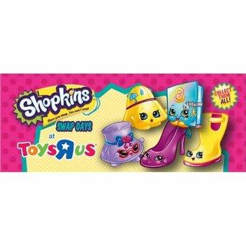 Free Shopkins goodies at Toys R Us