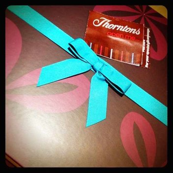 Thorntons Black Friday chocolate giveaway